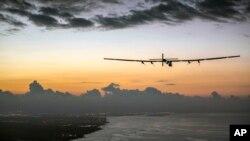 Cамолет Solar Impulse 2