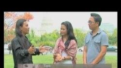 Dalang Indonesia Keliling Amerika (Segmen 3)- Warung VOA