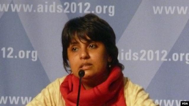 Leena Menghaney, MSF, Acess campaign, India (De Capua)