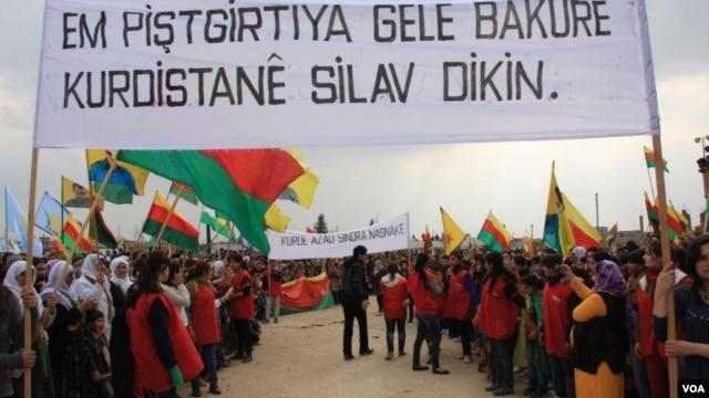 Kurdên binxetê alîkarîya ku ji Tirkîyê tên bi dilgermî pêşwazî dikin