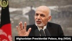 رئیس جمهور افغانستان از امریکا خواستار ارایۀ فهرست افغان های شکنجه شده از سوی سی آی ای شد