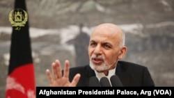 Presiden Afghanistan Ashraf Ghani (Foto: dok).