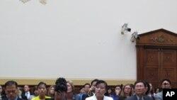 미 연방 하원에서 23일 열린 북한인권 청문회