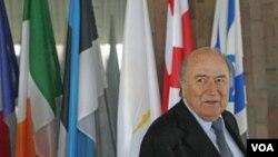 Presiden FIFA Joseph Blatter. (foto: dok)