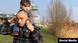 عکسی که از کریم شورفی عامل تیراندازی در شانزلیزه پاریس توسط رسانه های فرانسه منتشر شده است.