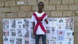 Acrtivista angolano ameaçado de morte- 1:57