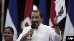 Đương kim Tổng thống Nicaragua Daniel Ortega