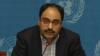 Người phát ngôn của UNHCR Babar Baloch.