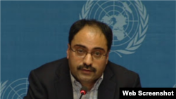 Babar Baloch, msemaji wa UNHCR