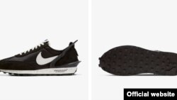 نایکی، کفشهای خود را از بازار چین خارج کرد