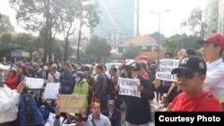 Những cuộc biểu tình của người dân phản đối Formosa gây ô nhiễm môi trường biển miền Trung là một phần trong những biến động ở xã hội Việt Nam gần đây.