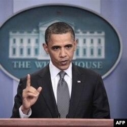 Kongress zarur qarorlar qabul qilishdan bosh tortmoqda, deydi prezident Barak Obama