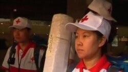 中国救援陆续抵达菲律宾