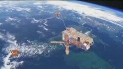 خلا سے زمین کی آلودگی پر نظر
