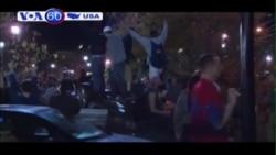 Lễ hội bí ngô biến thành cuộc bạo động tại bang New Hampshire