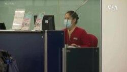 香港國泰航空允許機組人員戴醫用口罩工作