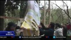 Protesta e opozitës tek parku