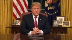 U.S. President Defends Funding Border Security Amidst Government Shutdown