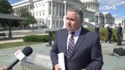 史密斯眾議員:將在人權問題上持續對中國施壓