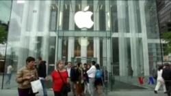 美国议员关注苹果是否会对中国说不