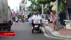 Sài Gòn 'mở cửa', người nghèo chật vật trở lại cuộc mưu sinh