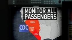 美國要求西非訪客進行21天健康監測