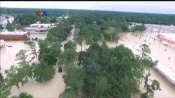 Badai Harvey Bisa Hambat Pertumbuhan AS