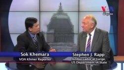 US Ambassador-at-Large of War Crime Calls for Arrest of More Suspects