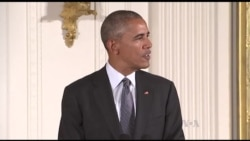 Obama Honors Americans Whose Work Reflects 'National Soul'