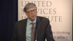 Billionaire Philanthropist Bill Gates Warns Against Cuts to Aid Budgets