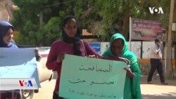 Jinên Sudanî Dixwazin di Rêvebirîya Welêt de Cîh Bigirin