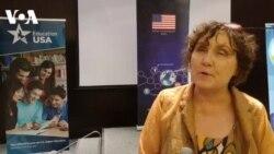 VIDEO Američki univerziteti predstavljeni budućim studentima u Srbiji