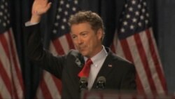Republican Rand Paul Launches US Presidential Campaign