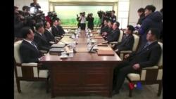 2018-1-9 美國之音視頻新聞: 南韓稱北韓將派高級代表團參加冬奧會