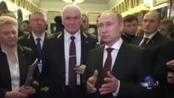 美国警告:对俄罗斯实施更多制裁