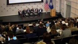 Медлин Олбрајт: Граѓаните се клучни во борбата против тероризмот