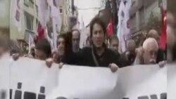 تظاهرکنندگان در استانبول خواستار برکناری اردوغان شدند