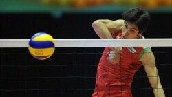 ایران بر بام والیبال آسیا