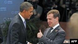 Соединенные Штаты и Россия в 2011 году
