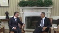 奥巴马:2014年北约召开峰会讨论结束阿富汗战争