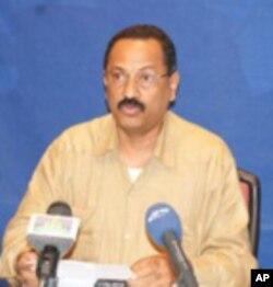 Mohamed Aboud waziri wa nchi ofisi ya Makamu wa pili wa rais