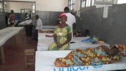 Koleka bato nkama bazwami na choléra na Lubumbashi