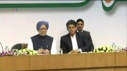 印度總理辛格稱將在今年選舉後辭職
