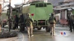 2019-02-18 美國之音視頻新聞: 激進分子在印控喀什米爾打死四軍人