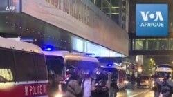 Nouvelles arrestations par la police à Hong Kong