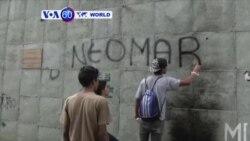 Perezida wa Venezuela Nicolas Maduro akomeje kwotswa igitutu na Rubanda