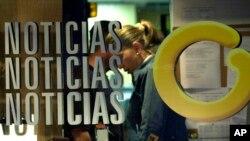 La multa sería la novena impuesta a Globovisión y podría sumar hasta el 10 por ciento de sus ingresos anuales.