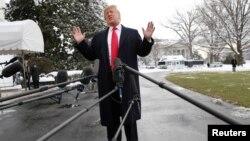 El cierre parcial del gobierno de EE.UU. entró en su cuarta semana el lunes 14 de enero de 2019.