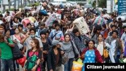 افغانستان حدود شش میلیون مهاجر در جهان دارد