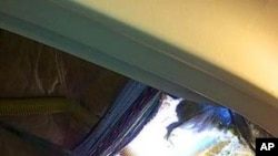 Rupa na krovu Boeinga 737, kompanije Southwest Airlines